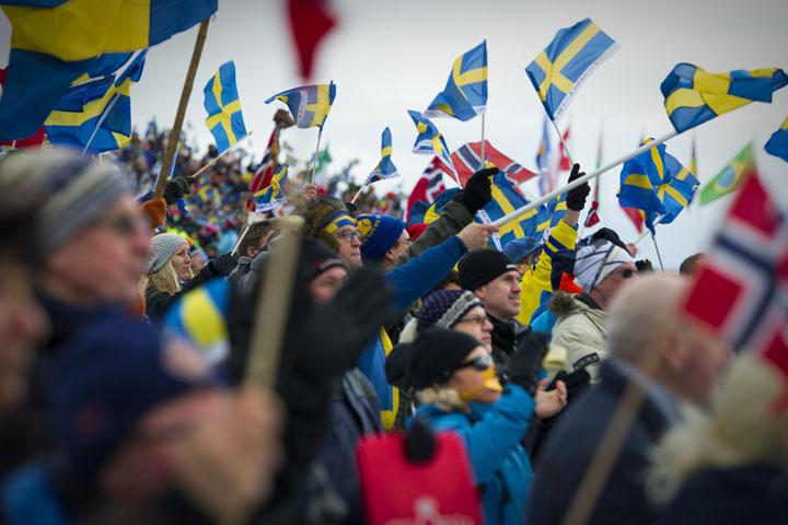 Falun har börjat arbetet för ett nytt VM på skidor!